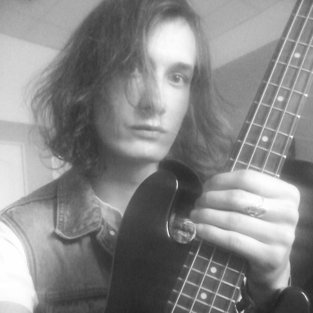 This bass is little AF Off to rehearsals bass bassguitarhellip